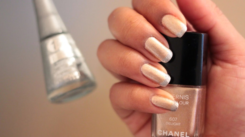 The Nails: New Year\'s Eve Bling with CHANEL and Bourjois | Beauty ...
