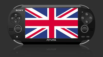 PS Vita UK