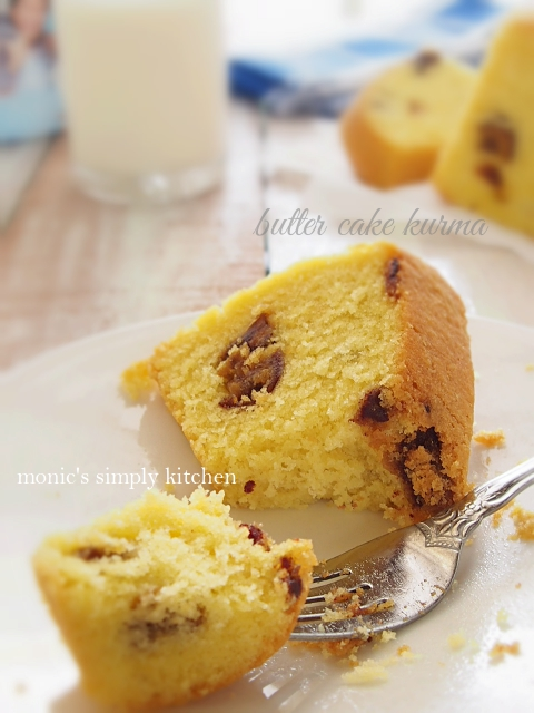 resep dates butter cake