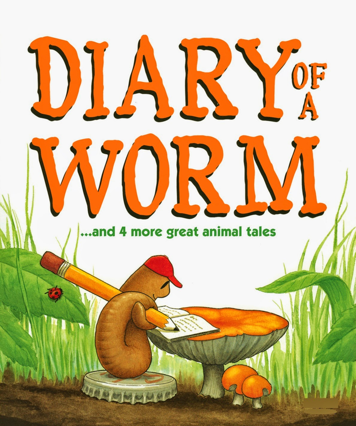 Diary Of A Worm: Diary Of A Worm (Plus Freebie!)