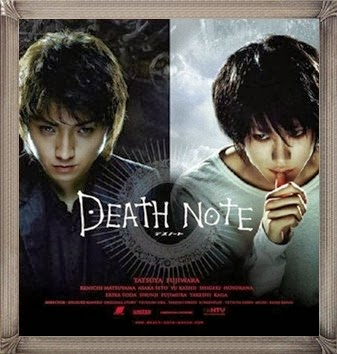 Death note live action cover
