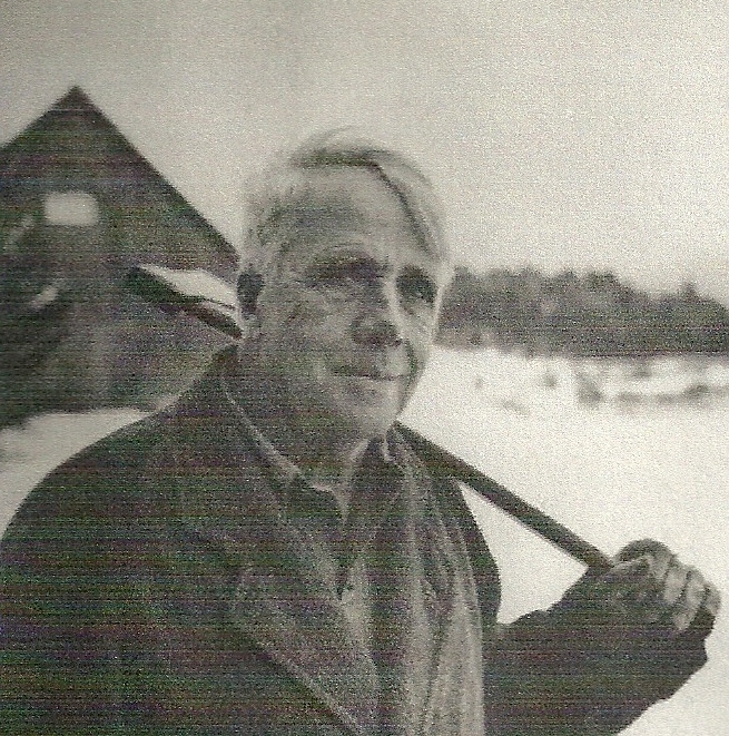 eulogy robert frost Robert frost when he shall die, take him and cut him out in little stars, and he  will make the face of heaven so fine that all the world will be in love with night.
