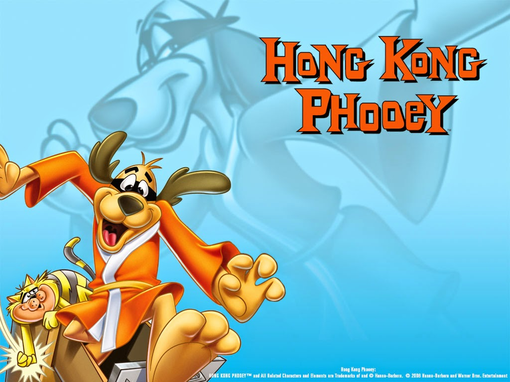Kong Phooey Wallpaper  Gambar Lucu Terbaru Cartoon Animation Pictures