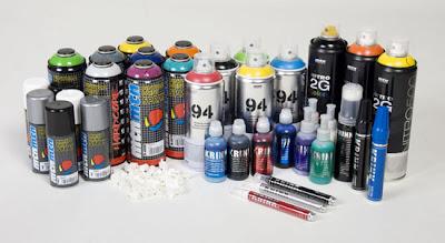 Graffiti Supplies