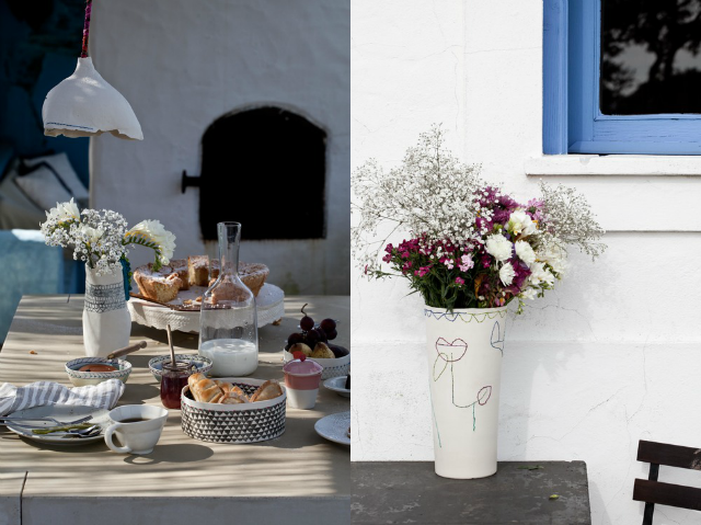 cerámicas handmade de Anna Westerlund.