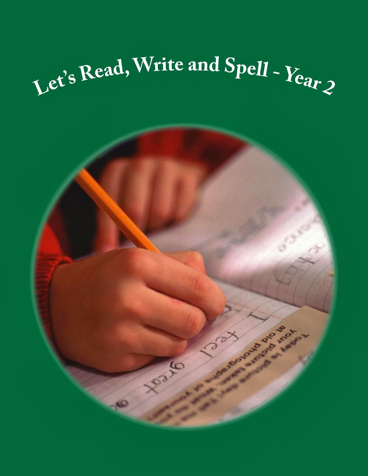 Let's Read , Write and Spell