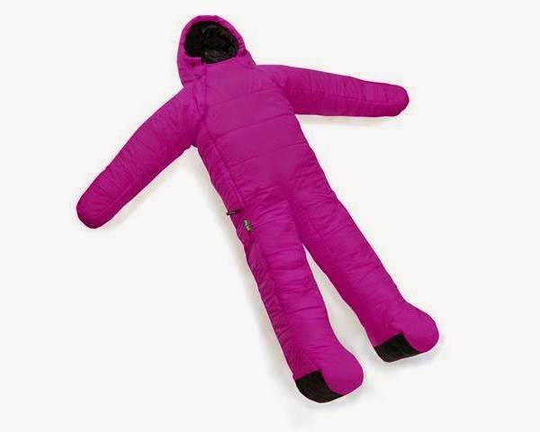 Lite Wearable Sleeping Bag