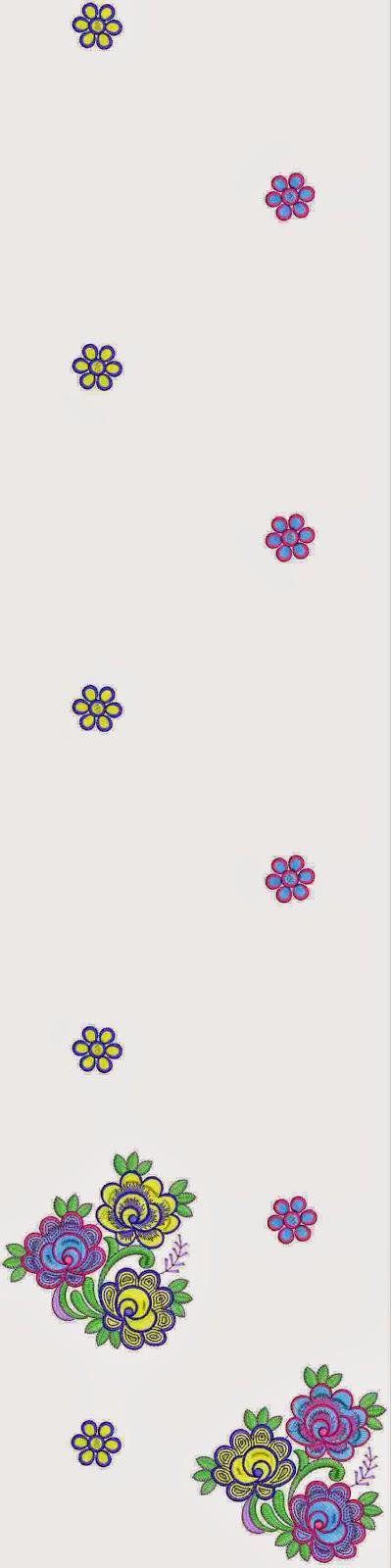 glansryke ontwerp van Multi Sari patroon