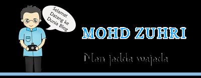 * Mohd Zuhri *