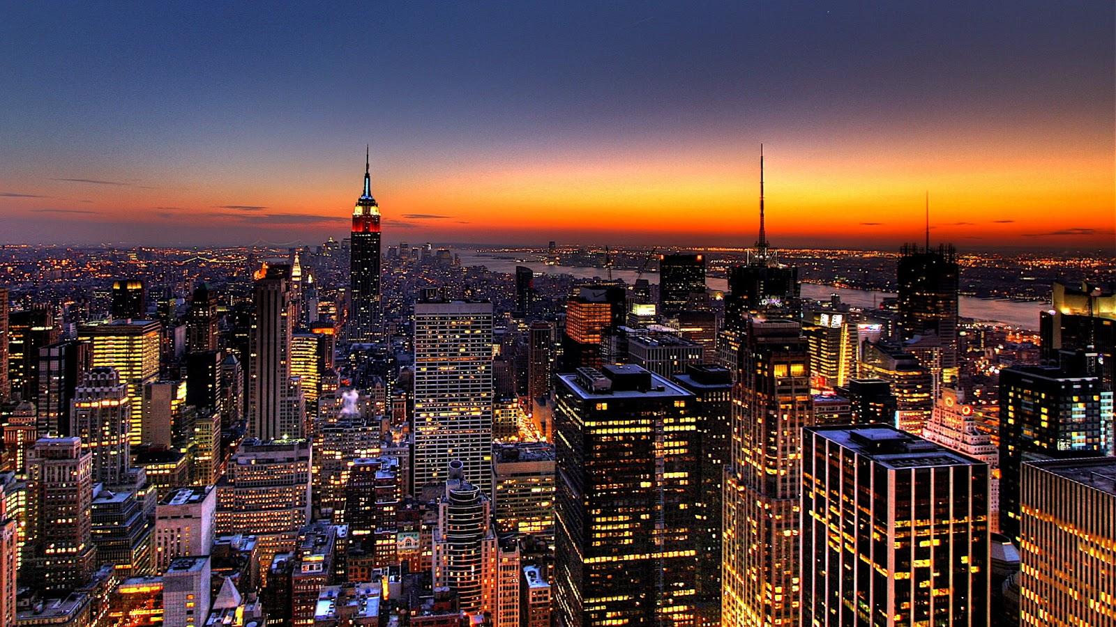 10 Kota Terindah Pada Malam Hari All About The World