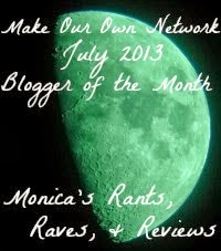 MOON Blogger of the Month!