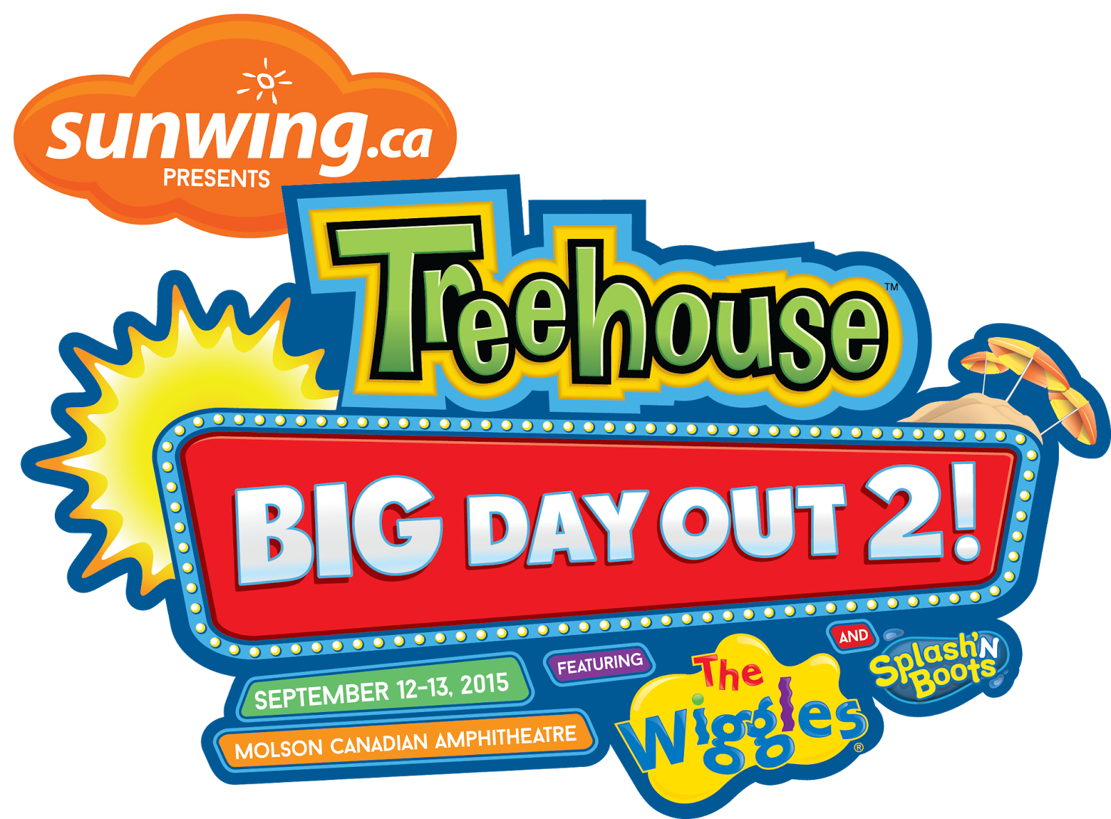 Treehouse Corus Part - 27: TREEHOUSE BIG DAY OUT