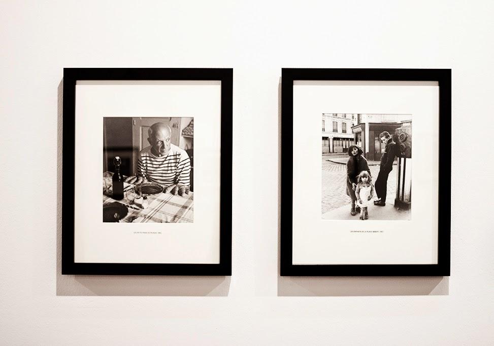 Picasso y Doisneau