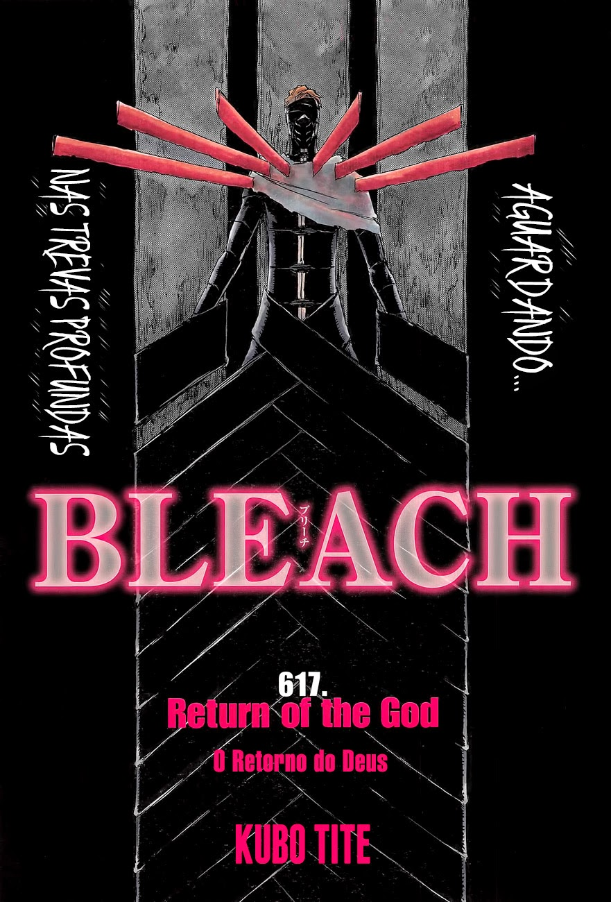 Bleach Mangá 617 Online