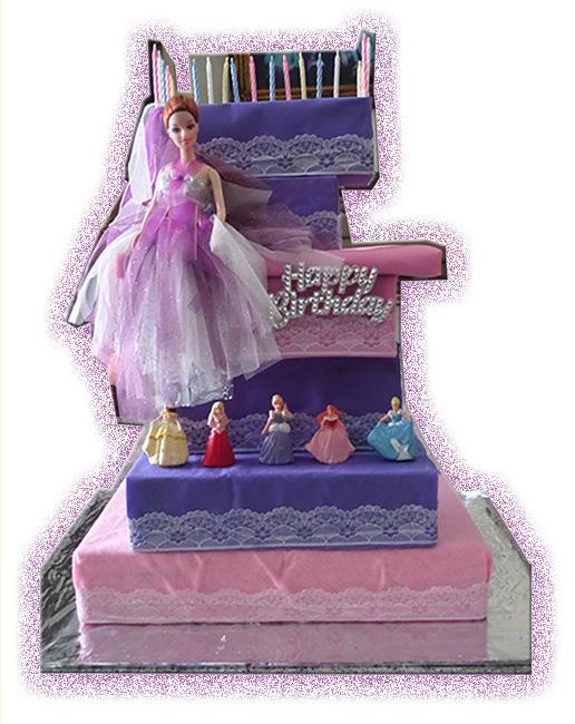 N DEwiEz Enjoy CaTaTa - Harga Dummy Wedding Cake