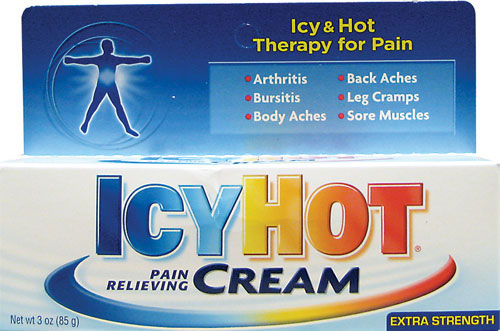 ELI5: How do icy-hot gels work?