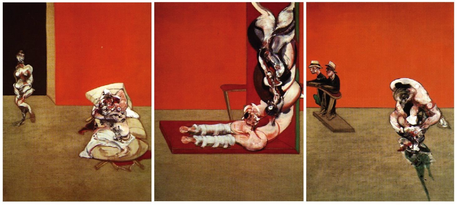 Francis Bacon - Crucifixion 1965 jpgCrucifixion Francis Bacon 1965