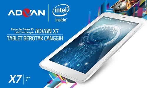 advan x7, harga advan x7, harga tablet advan x7, harga advan vandroid x7, spesifikasi advan x7, spesifikasi advan vandroid x7