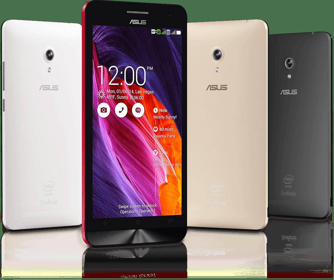 Harga Dan Spesifikasi Asus Zenfone 6 Terbaru 2015