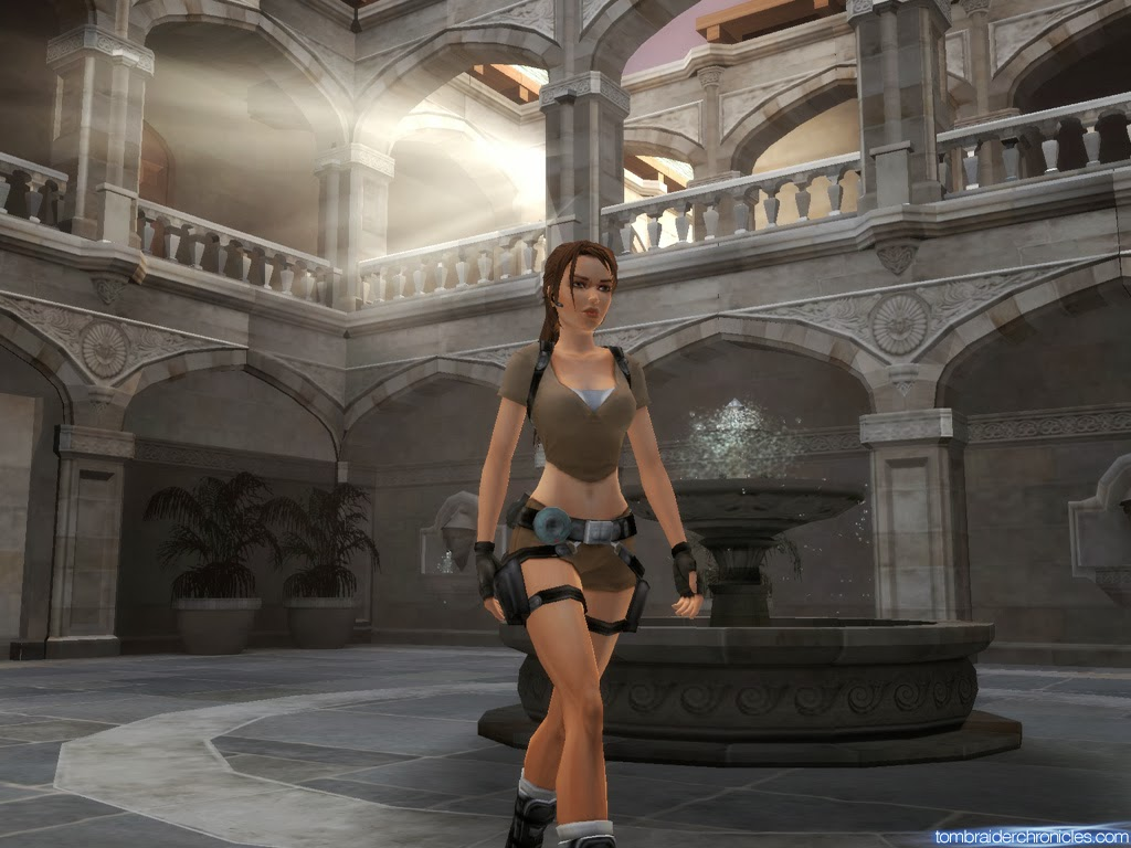Adventures of Lara Croft Game