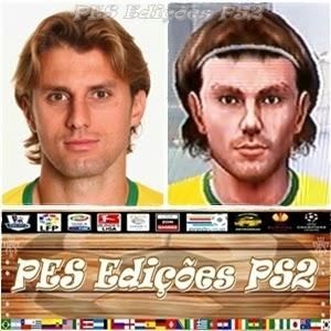Henrique (Napoli) ex Palmeiras e Brasil PES PS2