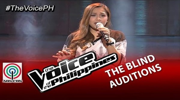 The Voice of the Philippines Season 2 Carol Leus sings 'Tattooed Heart' Video Replay