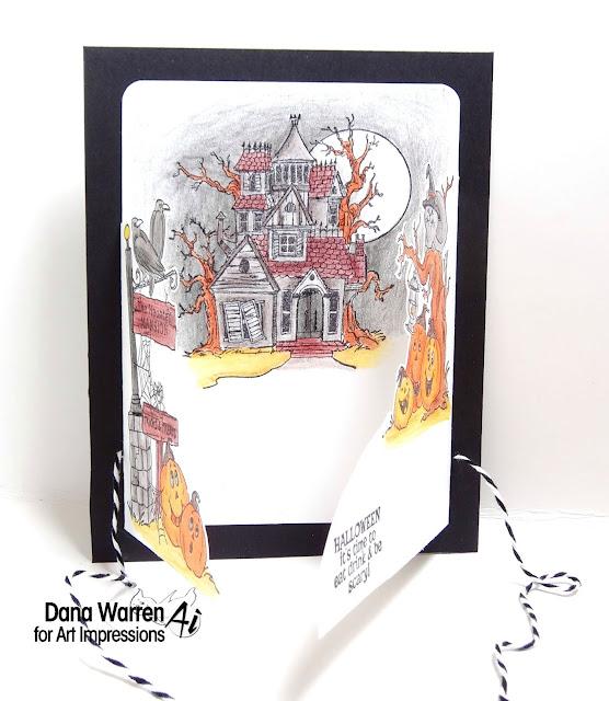 Dana Warren - Kraft Paper Stamps - Art Impressions