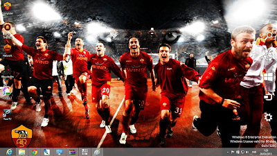 As Roma Theme For Windows XP 7 and 8
