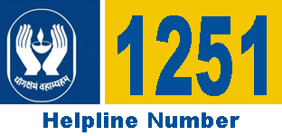 lic helpline number