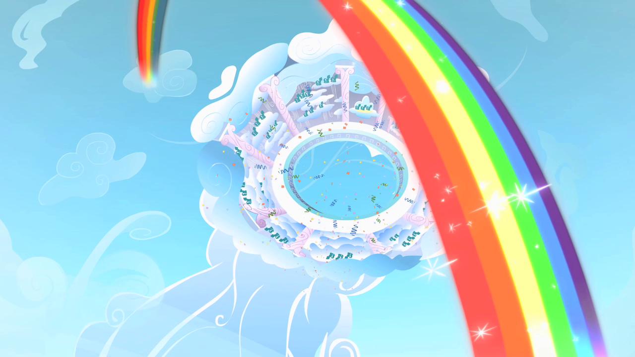 pics for gt mlp rainbow dash sonic rainboom gif