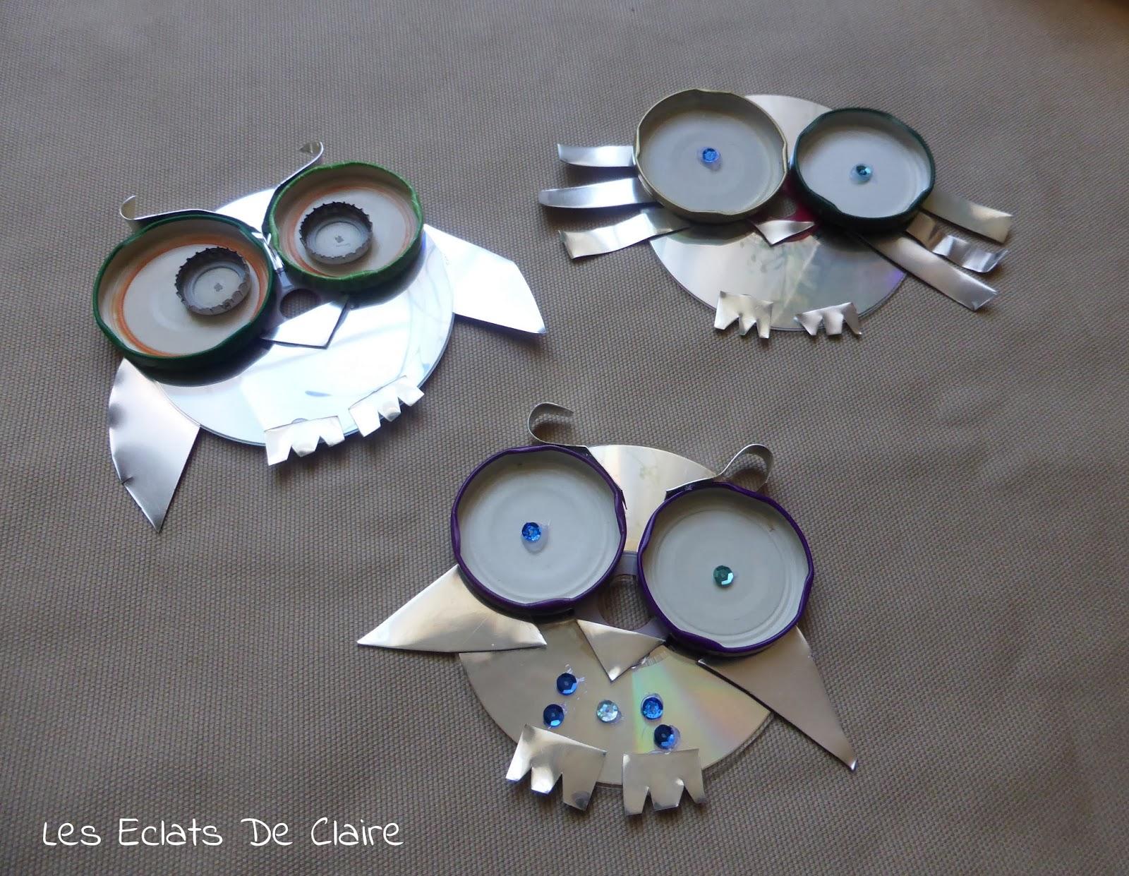 Claire dans tous ses clats diy de chouettes pouvantails pour pr parer le printemps - Fabriquer un epouvantail a oiseaux ...