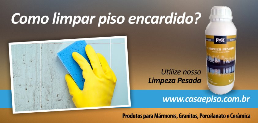Produto para limpar ceramica branca encardida