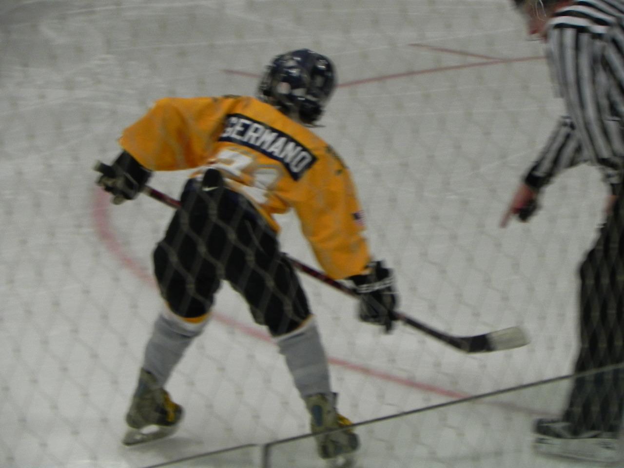 The Germano Family Blog Noah S Hockey Tournament In Buffalo March