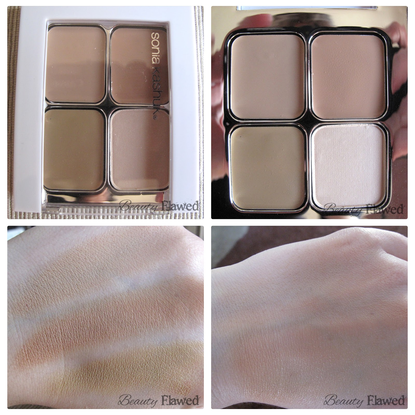 sonia kashuk concealer palette how to use