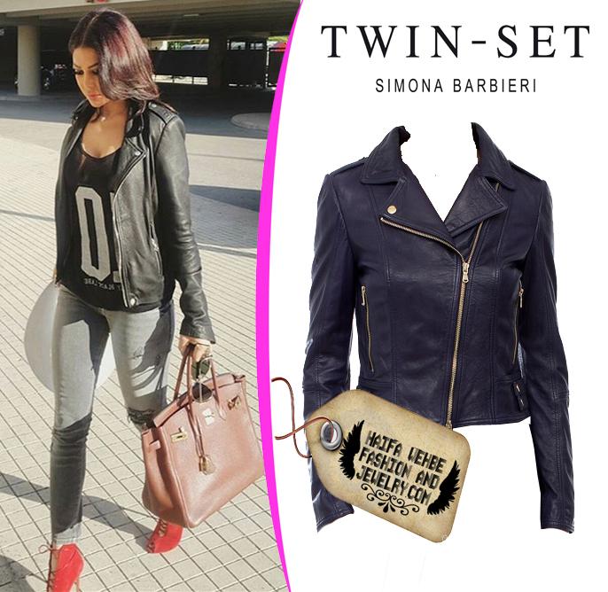 Black jacket Twin-Set 100% Guaranteed Under Sale Online Shop Offer Online Buy Online Outlet Sale Browse x06plrxQE7