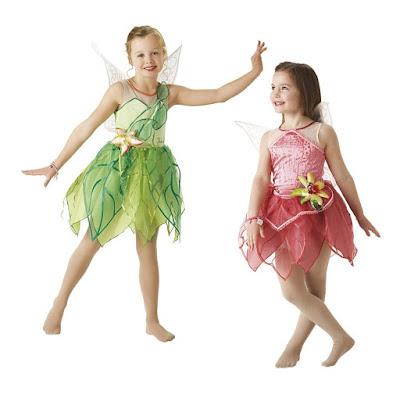 DISFRACES - DISNEY Fairies : Hadas  Campanilla & Rosetta : Disfraz - Infantil para niños  Rubie´s | Comprar en Amazon España