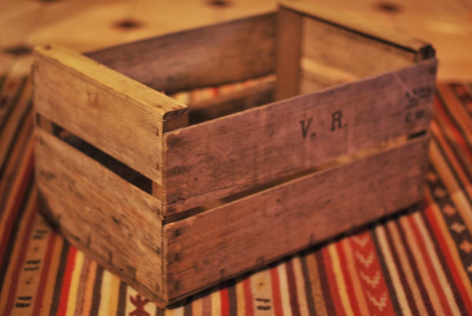 Caisse pomme en bois - Caisse de pomme a vendre ...