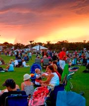 Pier Park Summer Concert Series, PCB FL