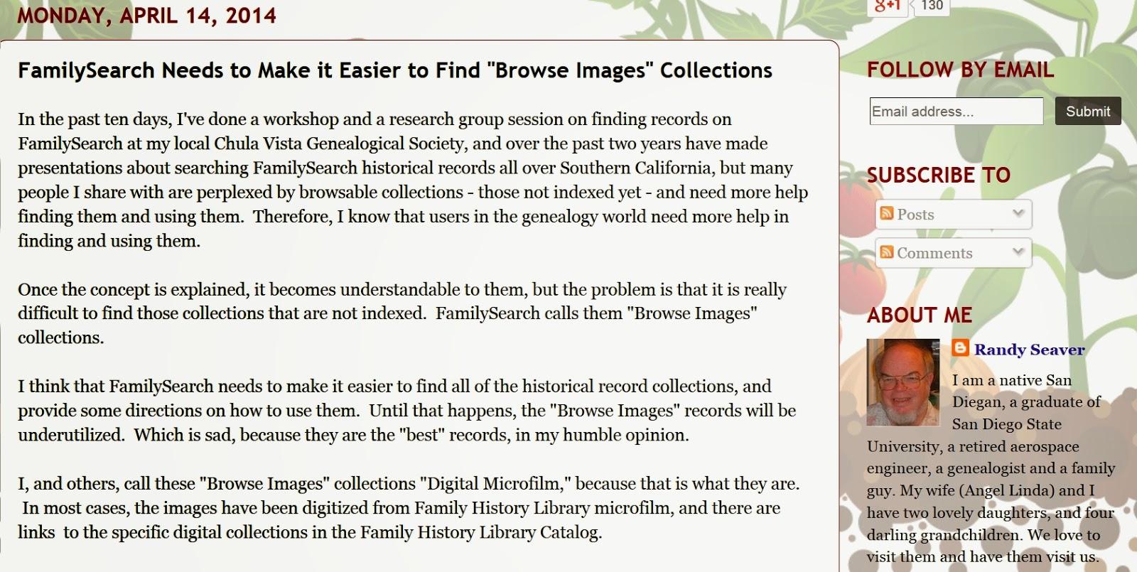 http://www.geneamusings.com/2014/04/familysearch-needs-to-make-it-easier-to.html?utm_source=feedburner&utm_medium=email&utm_campaign=Feed%3A+geneamusings%2FlEXw+%28Genea-Musings%29