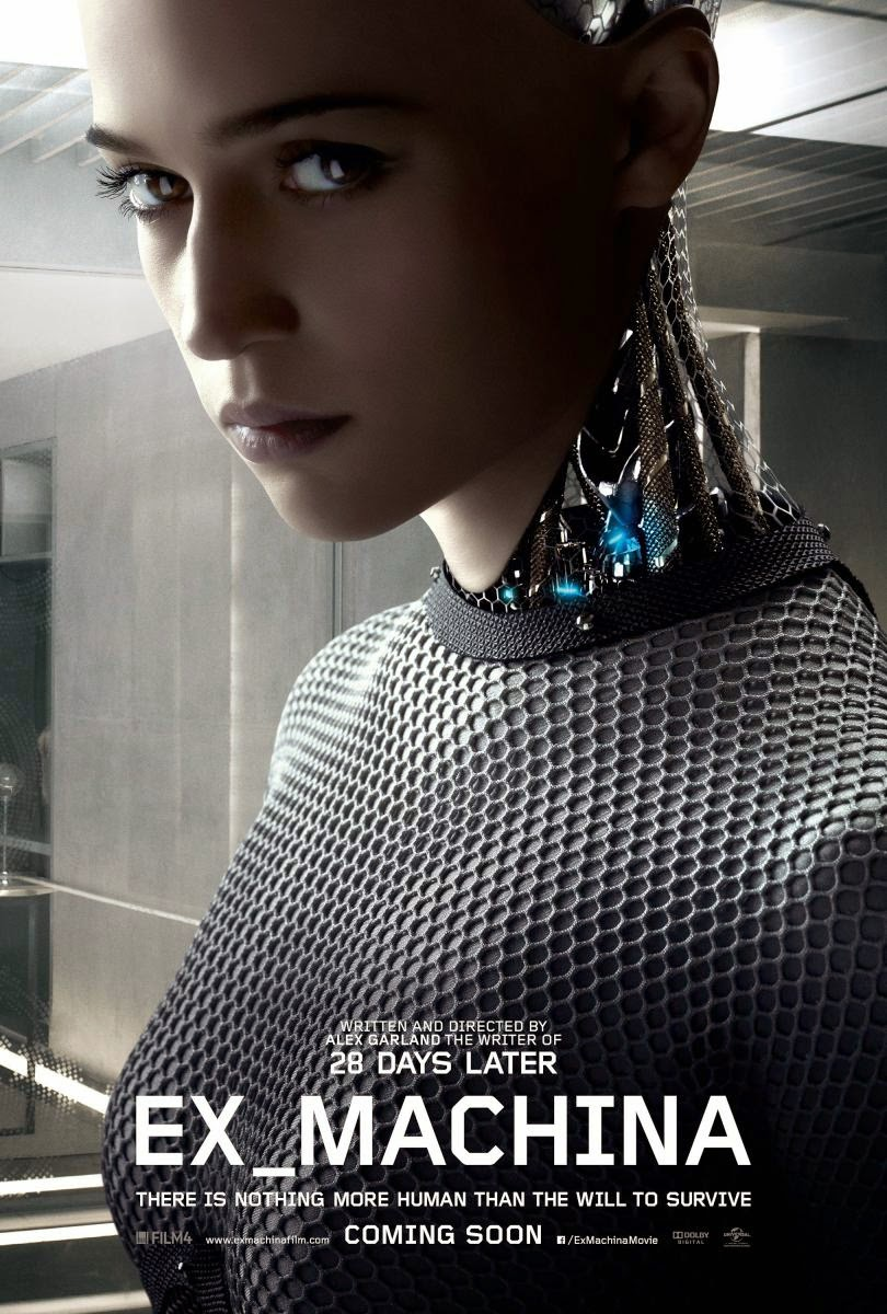 Ex Machina (2015) - Subtitulada
