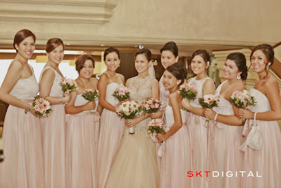 Bridesmaid Dresses Photo by SKT Digital Productions