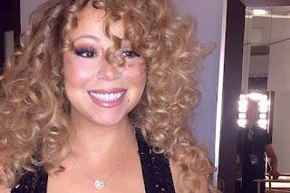 Mariah Carey Terima Rantai Berlian 18 Karat Berharga RM1.9 Juta