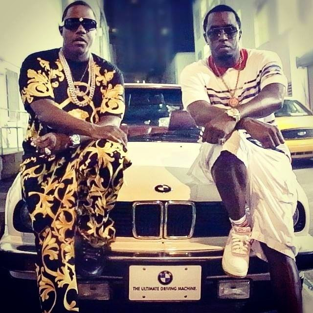 Puff Daddy And Mase Just Last Week Mase And Puff