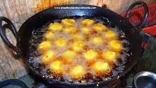 Vada Pav Making No.1 Indian Fast Food By Street Food
