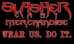 SlasherCast Store