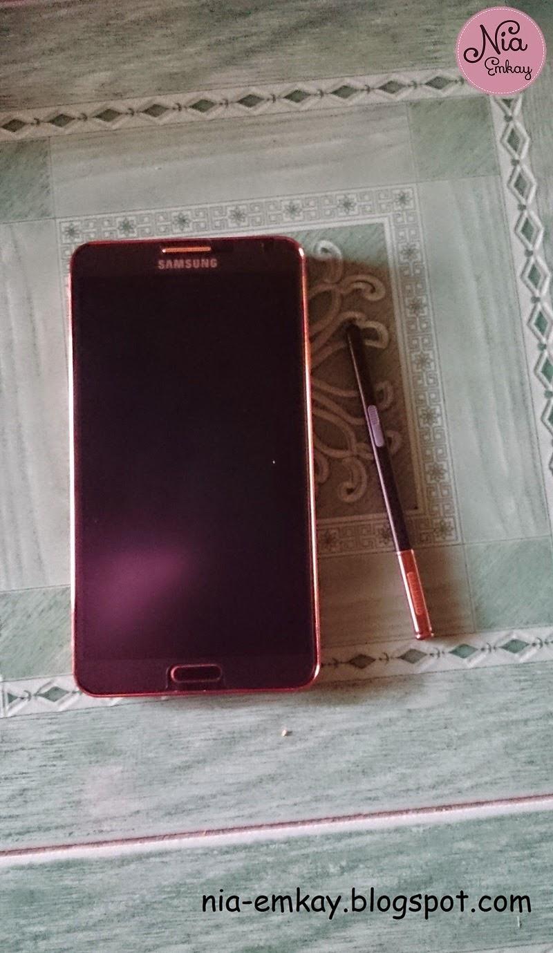Samsung Galaxy Note 3 Pembakar Semangat Yang Baru