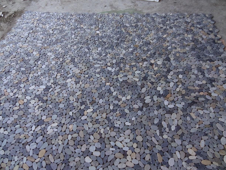 Pebble Tile Pebbles Tile Island Pebble Stone Tiles