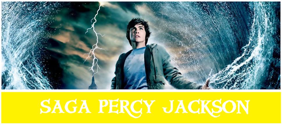Percy Jackson a Saga