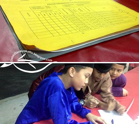 Majlis Bacaan Yassin & Solat Hajat - UPKK & PSRA