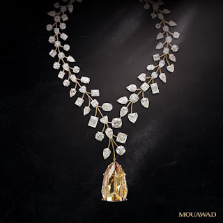 L'Incomparable Diamond Necklace